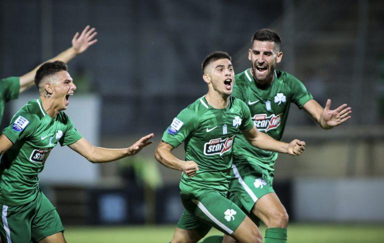 Super League: Ξάνθη-Παναθηναϊκός (0 – 1) | tovima.gr