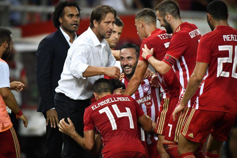 Με το δεξί ξεκίνησε το πρωτάθλημα ο Ολυμπιακός – Νίκησε 1-0 τον Λεβαδειακό | tovima.gr