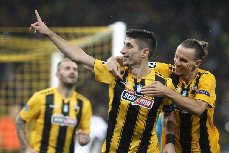 Champions League: ΑΕΚ-Βίντι (1 – 1 Τελικό) | tovima.gr