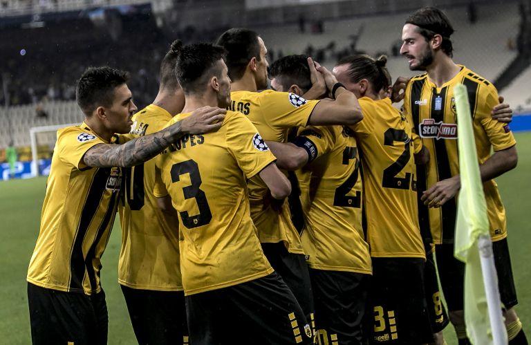 Κόντρα σε Μπάγερν, Μπενφίκα και Άγιαξ η ΑΕΚ στο Champions League | tovima.gr