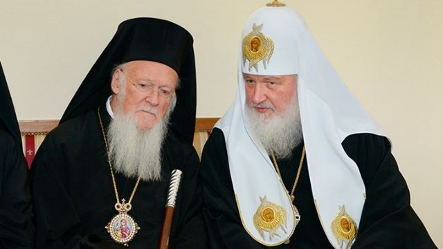Το παρασκήνιο της συνάντησης των Βαρθολομαίου – Κυρίλλου | tovima.gr