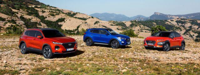 Hyundai SUV: Χατ-τρικ | tovima.gr