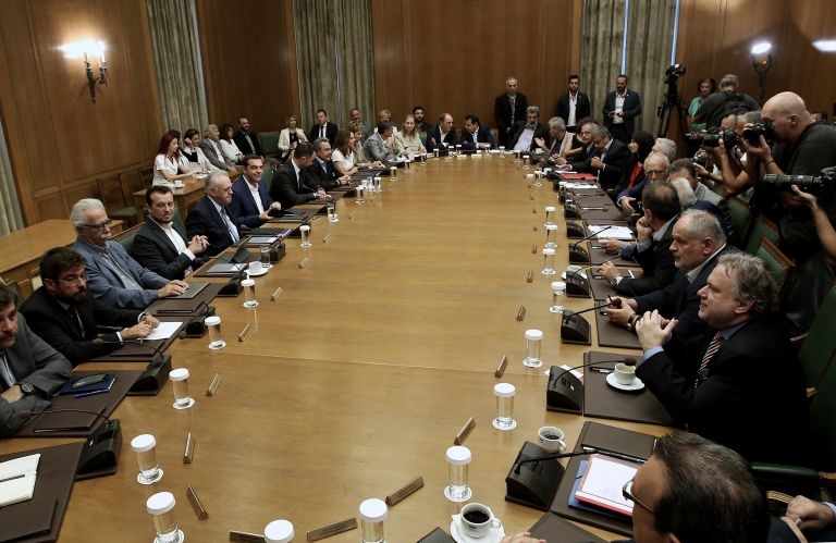 Tsipras tells cabinet to speed up, take ownership of reforms | tovima.gr