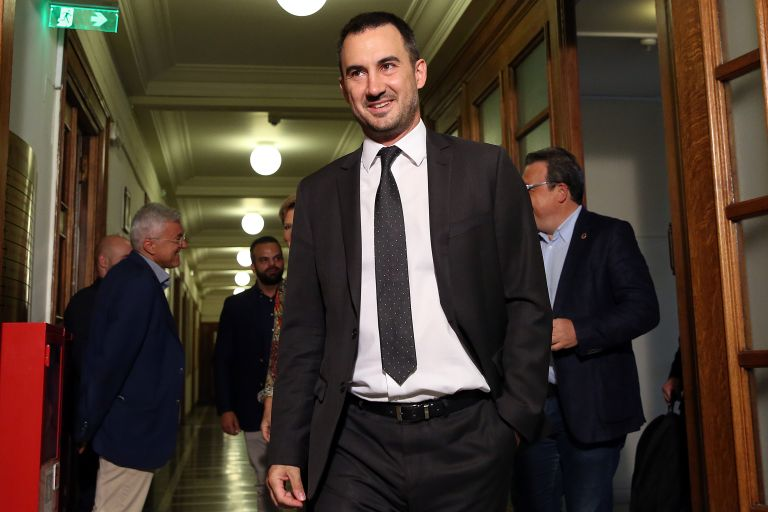 Χαρίτσης: Διακυβεύεται η πορεία της χώρας, όχι ποιος θα είναι κυβέρνηση | tovima.gr