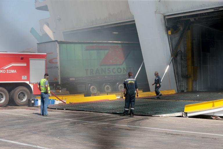 Συνεχίζεται για 4η ημέρα η κατάσβεση στο «Ελευθέριος Βενιζέλος»   tovima.gr