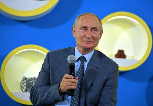 Επενδύσεις $120 δισ. για την πατρίδα ζητεί ο Πούτιν από τους ολιγάρχες | tovima.gr