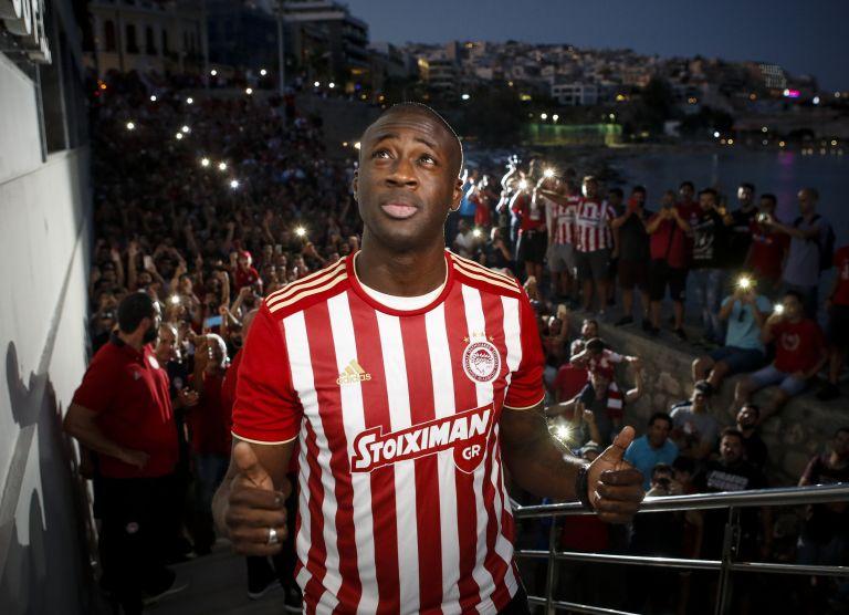 Marinakis elevates Greek football with Toure | tovima.gr