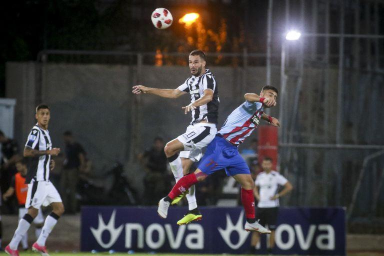 Αγχώθηκε αλλά νίκησε στη Νέα Σμύρνη ο ΠΑΟΚ | tovima.gr