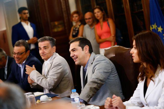 Παρέμβαση Τσακαλώτου: Αποστάσεις από την ποινικοποίηση της πολιτικής ζωής | tovima.gr