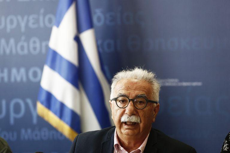 Γαβρόγλου: Λιγότερα μαθήματα, περισσότερο βάθος στην Γ' Λυκείου   tovima.gr