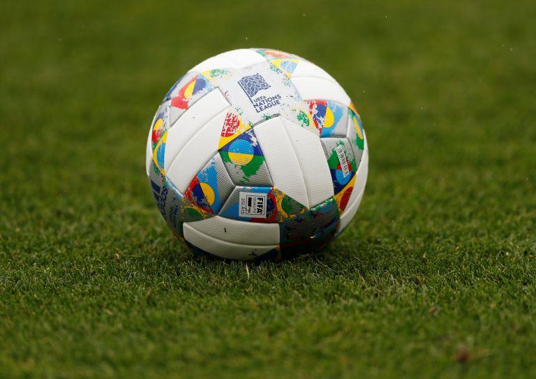 Αποκαλύφθηκε η μπάλα του Nations League   tovima.gr