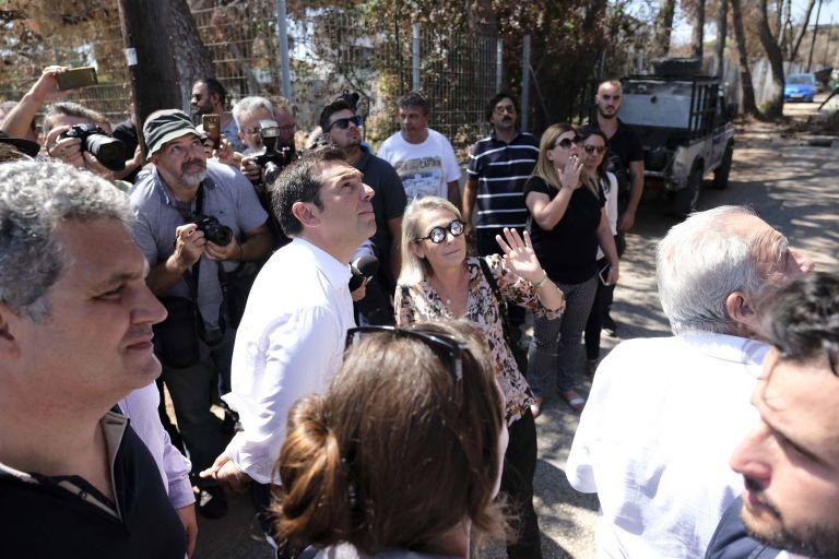 Μάτι: Τι καταγγέλλουν με επιστολή τους στον Πρωθυπουργό οι κάτοικοι έξι εβδομάδες μετά | tovima.gr