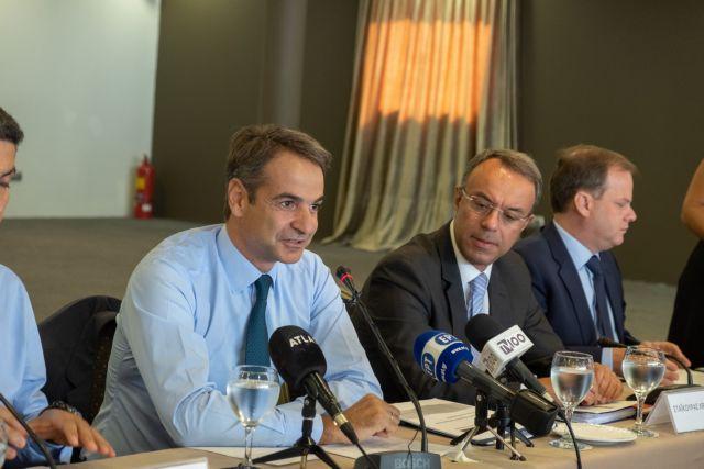 Ο Κυριάκος, ο Ρουβίκωνας και η ΔΕΘ | tovima.gr