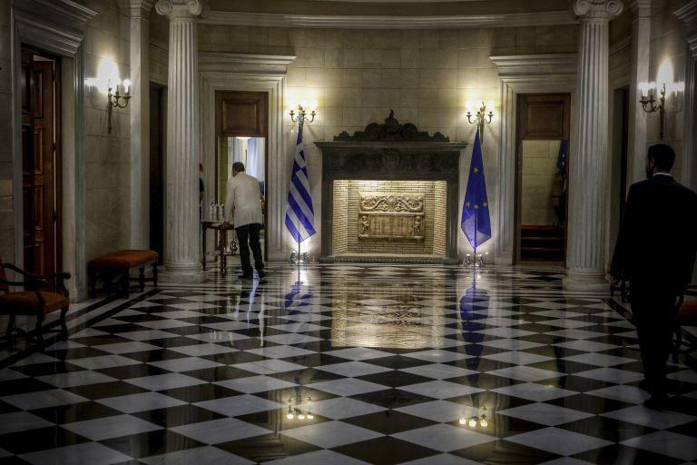 Μαξίμου: Εύλογα ο κ. Μητσοτάκης αγχώνεται για τη ΔΕΘ | tovima.gr