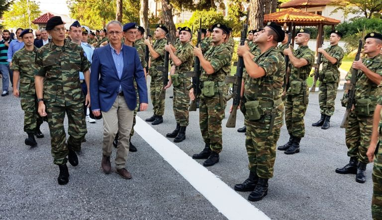 Ρήγας: Ο ακραίος εθνικισμός δεν έχει θέση στην υπεράσπιση της χώρας | tovima.gr