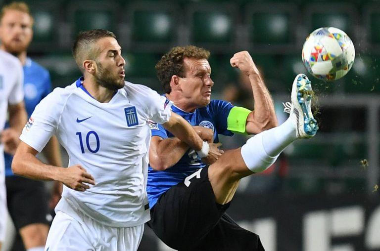 Νικηφόρο ντεμπούτο στο Nations League για την εθνική | tovima.gr