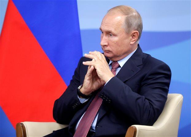 Πούτιν καλεί Κιμ Γιονγκ Ουν στη Ρωσία | tovima.gr