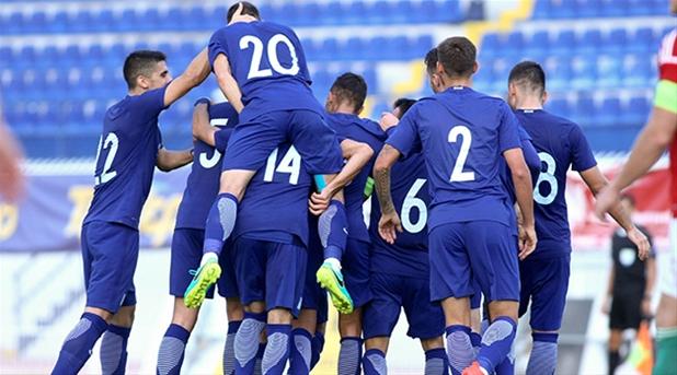 «Διπλό» πρόκρισης για την Εθνική Ελπίδων | tovima.gr