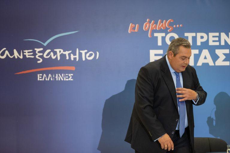 ΔΕΘ: Ηξεις αφήξεις από τον Καμμένο για το Μακεδονικό | tovima.gr