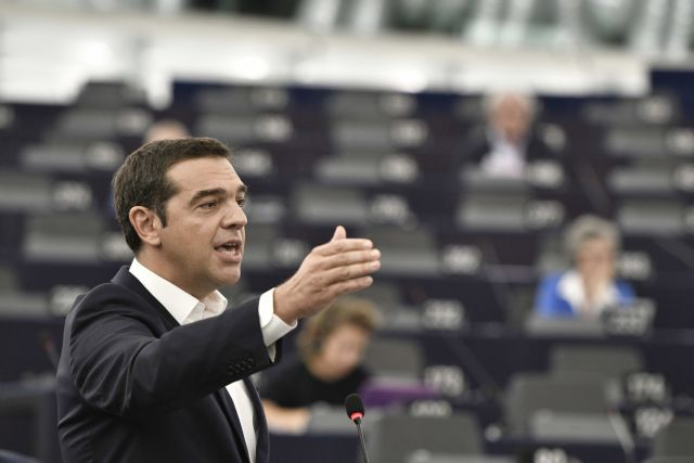 Spanish MEP Pons tells Tsipras not to return to the populism of 2015 | tovima.gr