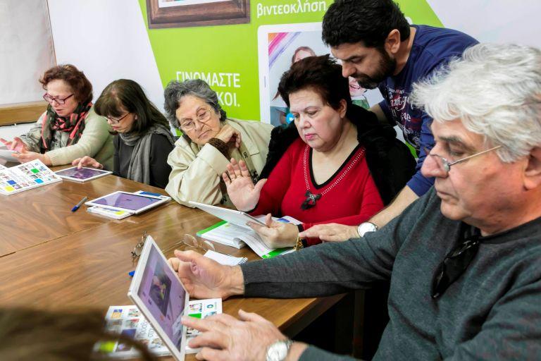 COSMOTE: Ψηφιακός κόσμος για τις μεγαλύτερες ηλικίες | tovima.gr
