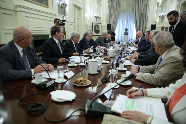 Kotzias moves to create Greek National Security Council | tovima.gr