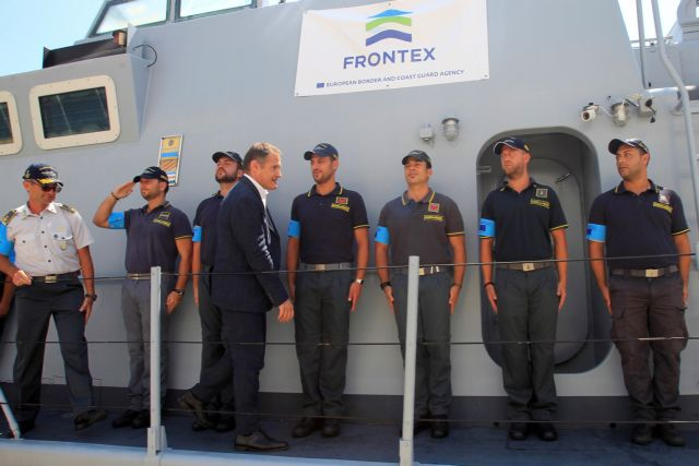 Juncker proposes 10,000-strong EU border patrol with expanded powers | tovima.gr