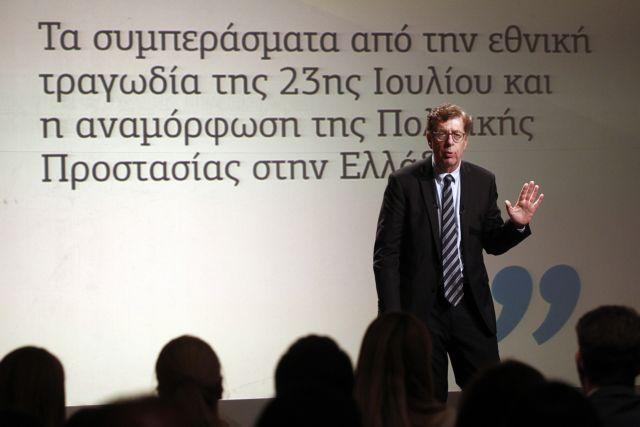 Συνολάκης για το Μάτι: Η απομάκρυνση των κατοίκων θα μπορούσε να είχε ολοκληρωθεί σε 57 λεπτά | tovima.gr