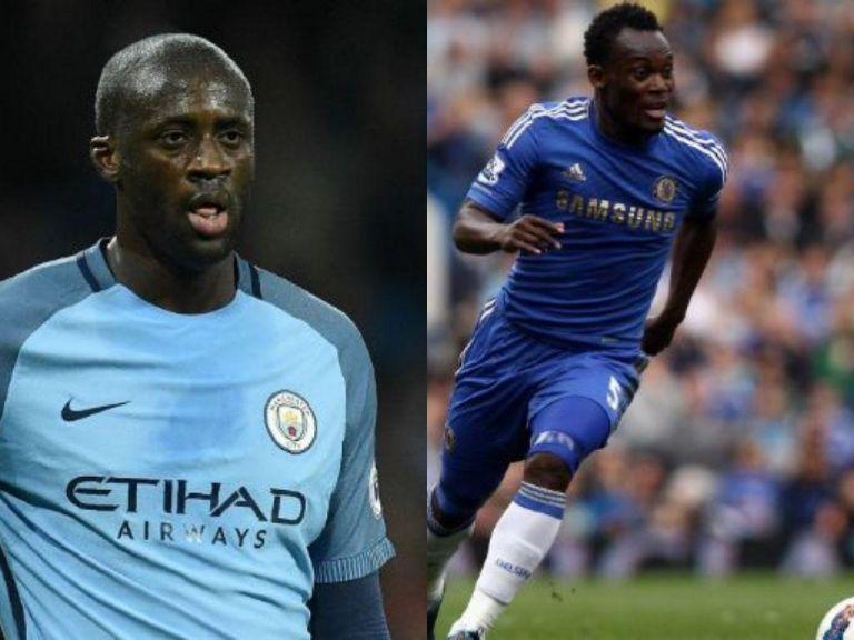 Κορυφαίοι αφρικανοί ποδοσφαιριστές οι Τουρέ και Εσιέν | tovima.gr