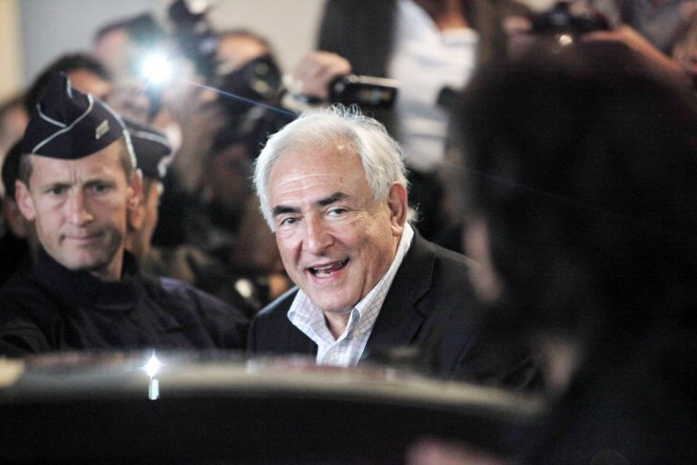 Στρος-Καν: Είμαστε ανοχύρωτοι απέναντι στη νέα κρίση | tovima.gr