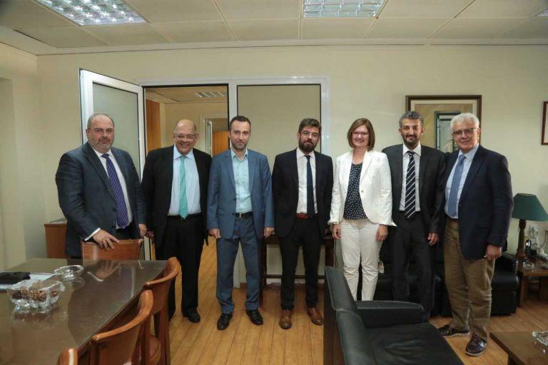 Τι συζήτησαν οι δικαστές-εισαγγελείς με τον Μ. Καλογήρου | tovima.gr