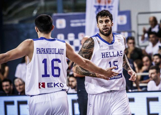 Συνέχισε το σερί η Εθνική μπάσκετ και «βλέπει» Κίνα | tovima.gr