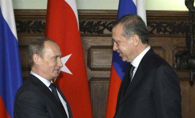 Συνάντηση Ερντογάν-Πούτιν τη Δευτέρα στο Σότσι – Επίκεντρο η Συρία | tovima.gr