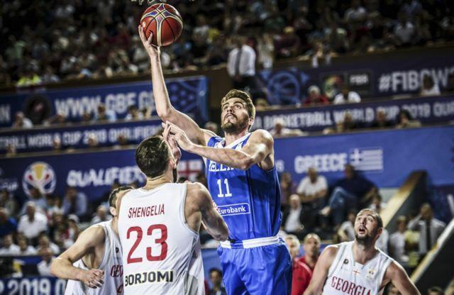 Η Εθνική μπάσκετ νίκησε τη Γεωργία | tovima.gr