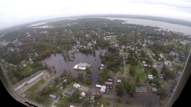 Μετρούν θύματα του κυκλώνα Φλόρενς στις ανατολικές ακτές των ΗΠΑ | tovima.gr