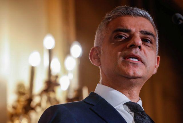 Νέο δημοψήφισμα για το Brexit ζητά ο δήμαρχος Λονδίνου | tovima.gr