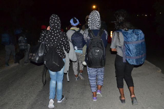 Ξεπέρασαν τους 11.000 οι διαμένοντες πρόσφυγες στη Λέσβο | tovima.gr
