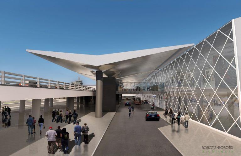 Ο θεμέλιος λίθος για το «μέλλον» του αεροδρομίου Μακεδονία | tovima.gr