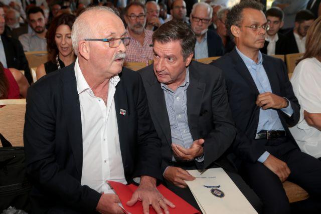 Κάλεσμα Μπούλμαν για συνεργασία προοδευτικών δυνάμεων – Καμίνης: Ψυχικό χάσμα ανάμεσα σε ΣΥΡΙΖΑ-δημοκρατική παράταξη | tovima.gr