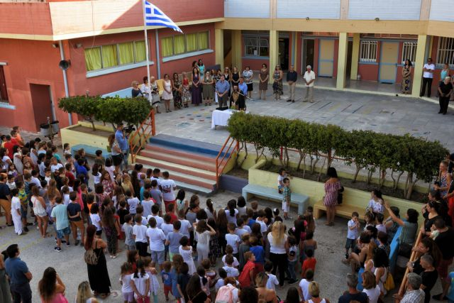 Υπουργείο Παιδείας: Παραθυράκι για εγγραφή ανεμβολίαστων παιδιών | tovima.gr
