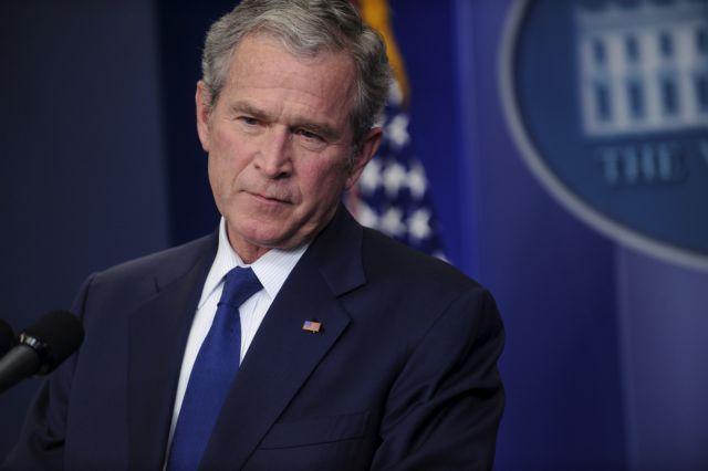 Παρέμβαση Μπους στο «Μακεδονικό» | tovima.gr