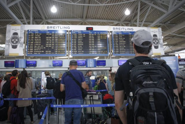 Kopelouzos eyes thirty percent stake in 'Eleftherios Venizelos' airport | tovima.gr