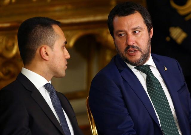 Η ΕΕ στα πρόθυρα νευρικής κρίσης λόγω Ιταλίας   tovima.gr