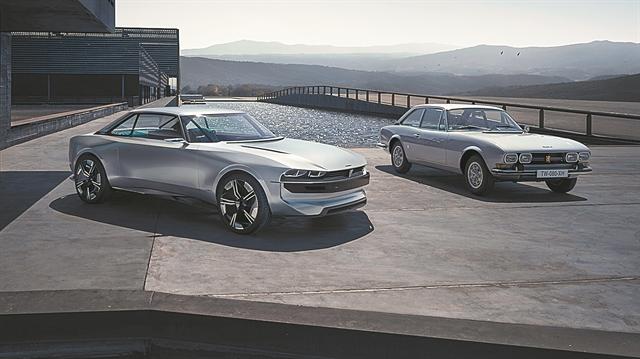 Peugeot e-Legend: Το μανιφέστο | tovima.gr