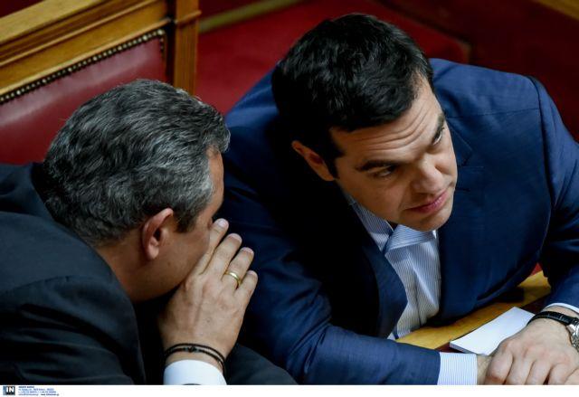 ΣΥΡΙΖΑ – ΑΝΕΛ: Επικοινωνιακό παιχνίδι η «κόντρα» για το Μακεδονικό   tovima.gr