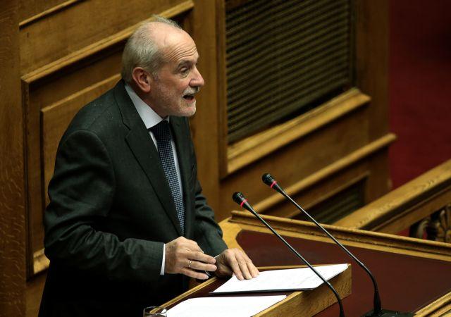 Κουτσούκος: Ομολογία υποτέλειας η μεταφορά ακινήτων στο Υπερταμείο | tovima.gr