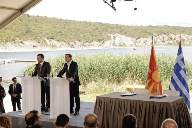 Ασφαιρα τα πυρά του Καμμένου για την Συμφωνία των Πρεσπών | tovima.gr
