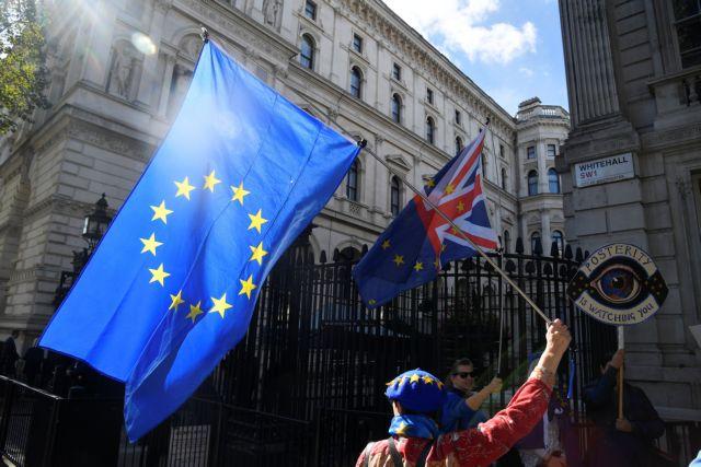 Βρετανία: Kαταψηφίζουν οι Εργατικοί τη συμφωνία για το Brexit | tovima.gr