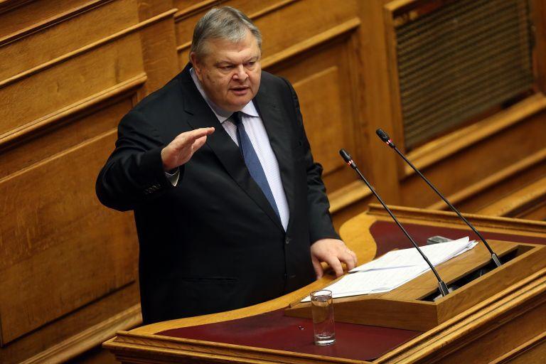 Βενιζέλος: Tο πρώτο πρόβλημα που αντιμετωπίζει η χώρα είναι το πρόβλημα της δημοκρατίας | tovima.gr