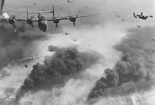 Ο Β' Παγκόσμιος Πόλεμος άφησε το αποτύπωμά του στην ιονόσφαιρα | tovima.gr